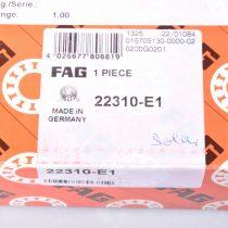 Bạc đạn FAG 22310. E1C3