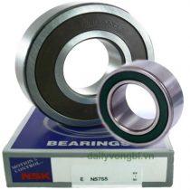 Vòng bi bạc đạn có rãnh sâu chính hãng NSK 6000