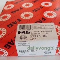 Vòng bi bạc đạn FAG 22215-E1-XL