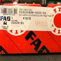 Bạc đạn FAG 22226. E1C3