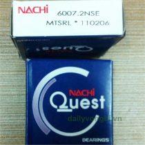 Vòng bi bạc đạn NACHI 6007N