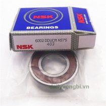 Vòng bi bạc đạn NSK 6002
