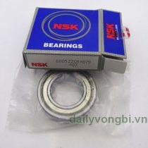 Vòng bi bạc đạn NSK 6005