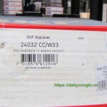 Vòng bi bạc đạn SKF 24032CC/W33