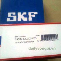 Vòng bi bạc đạn SKF 24034CC/W33