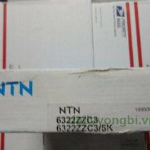 Vòng bi bạc đạn NTN 6322