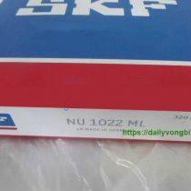 Vòng bi bạc đạn trụ SKF NU1022ML