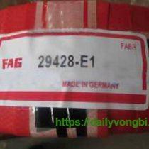 Vòng bi bạc đạn FAG 29428-E1-XL