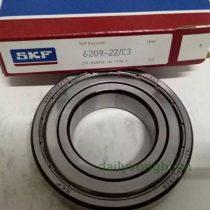 Vòng bi bạc đạn SKF 6209